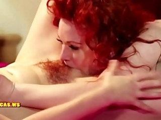 Redhead MILF likes cum