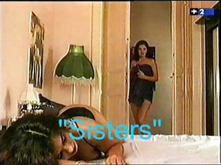 Twins real sisters rare angelica and veronica bella lesbian scene