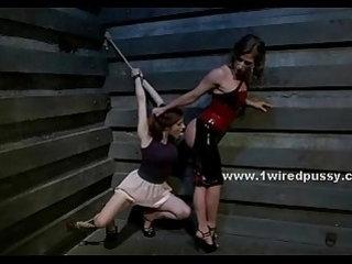 Lezdom mistress with kinky fantasies