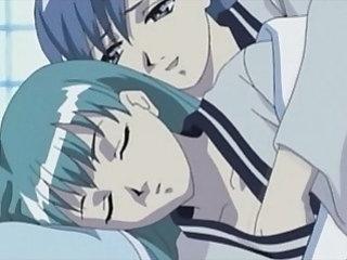 Flasback game lesbian anime