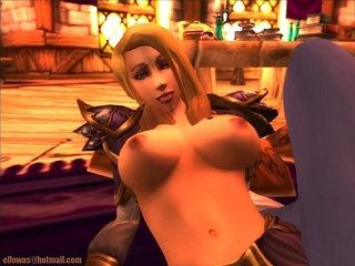 Jaina Proudmoore lesbian porn